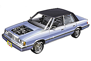 Picture of Dodge Aries