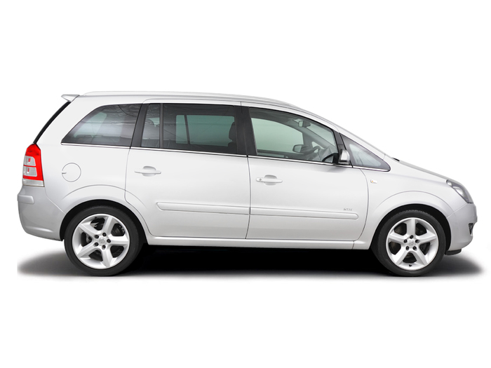 Picture of Vauxhall Zafira