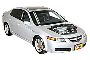 Picture of Acura TL