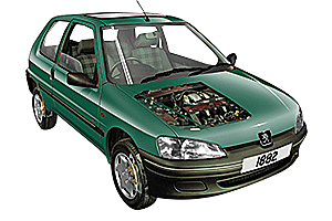 Picture of Peugeot 106