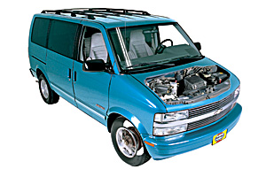 Picture of Chevrolet Astro