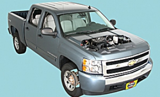 Picture of Chevrolet Silverado 2500 HD