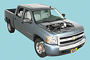 Picture of Chevrolet Silverado 1500 HD