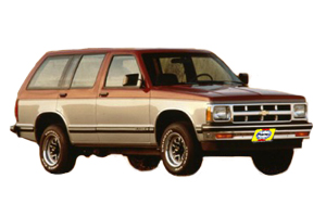 Picture of Chevrolet S-10 Blazer