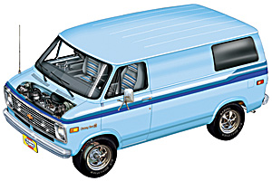 Picture of Chevrolet G10 Van