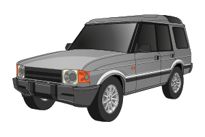 Picture of Land Rover Discovery 1989-1998