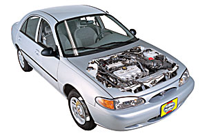 Picture of Ford Escort