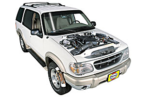 Picture of Ford Explorer Sport Trac