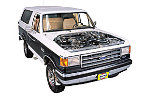 Picture of Ford Bronco