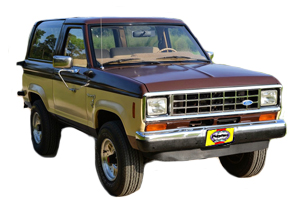 Picture of Ford Bronco II