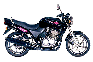 Picture of Honda Motorcycle CB500