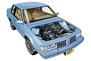 Picture of Oldsmobile Cutlass Ciera