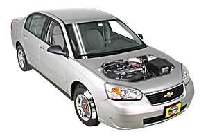 Picture of Chevrolet Malibu