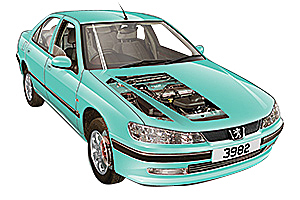 Picture of Peugeot 406