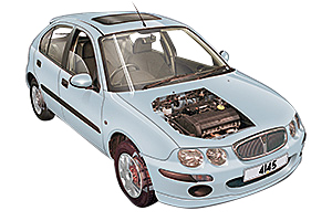 Picture of MG ZR