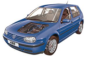 Picture of Volkswagen Bora