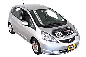 Picture of Honda Jazz