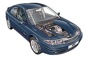 Picture of Renault Laguna