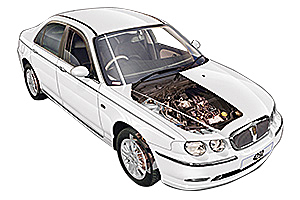 Picture of MG ZT
