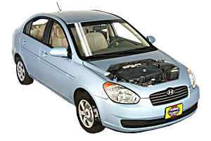 Picture of Hyundai Excel