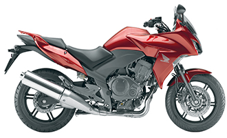 Picture of Honda Motorcycle CBF1000F