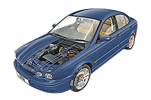 Picture of Jaguar X-Type