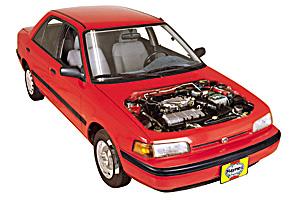 Picture of Mazda Protege