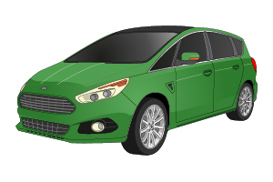 Picture of Ford S-MAX