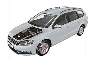 Picture of Volkswagen Passat