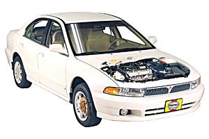 Picture of Mitsubishi Galant
