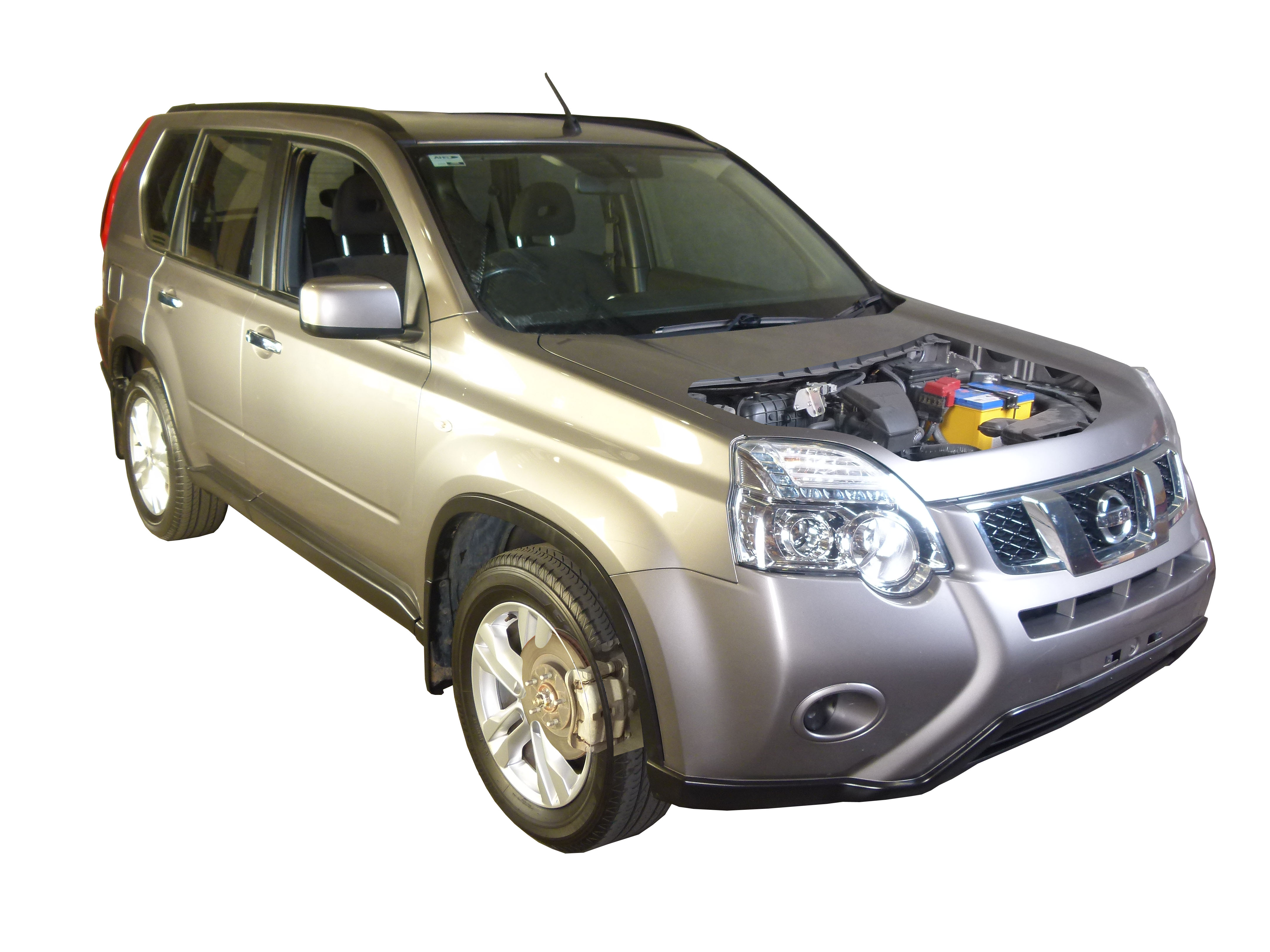 Picture of Nissan X-Trail