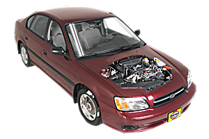 Picture of Subaru Baja