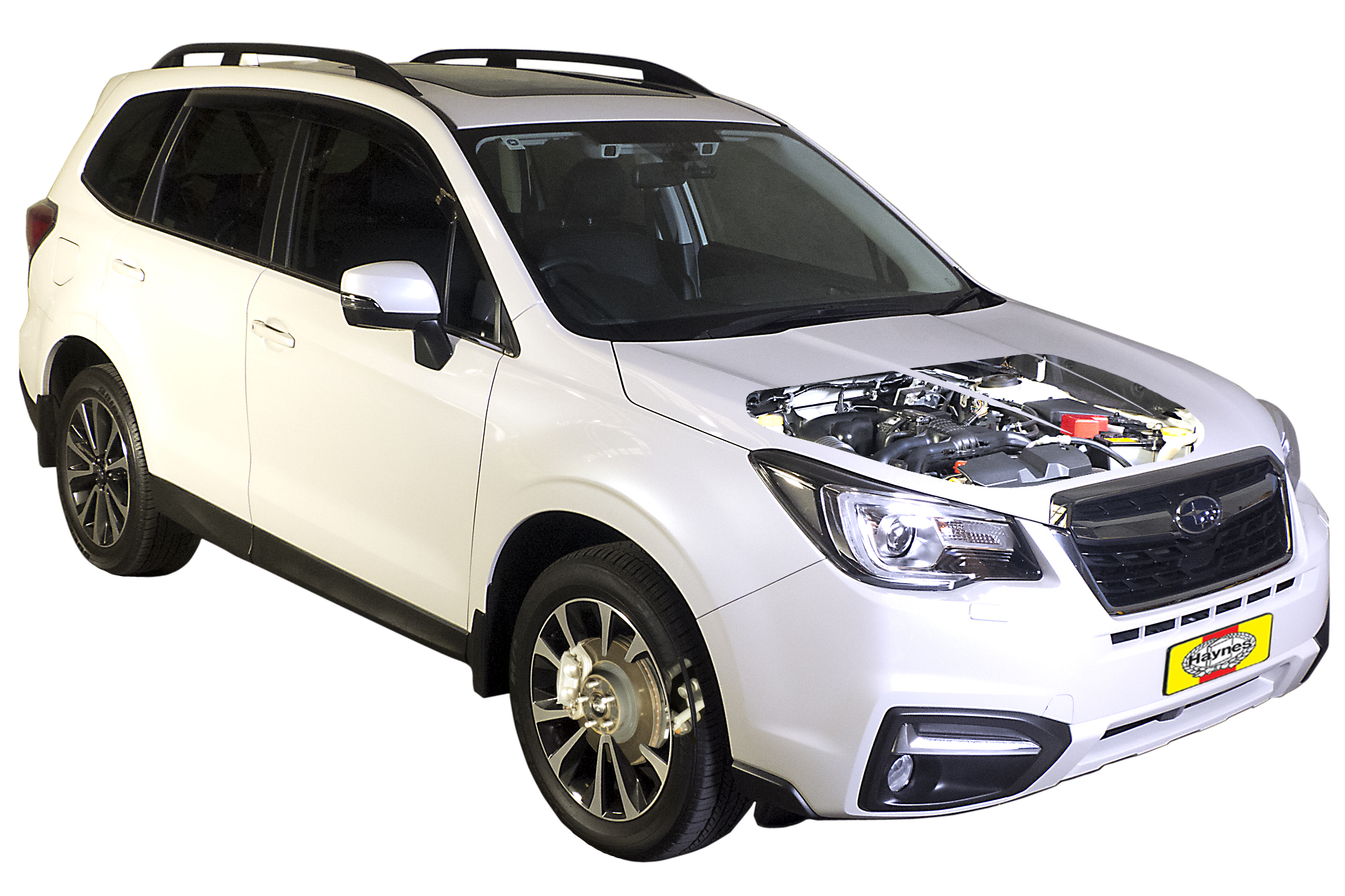 Picture of Subaru Liberty