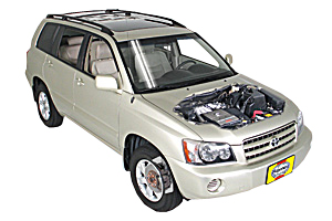 Picture of Toyota Kluger