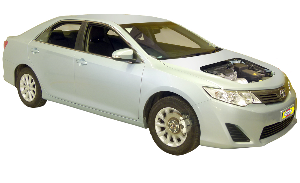 Picture of Toyota Aurion