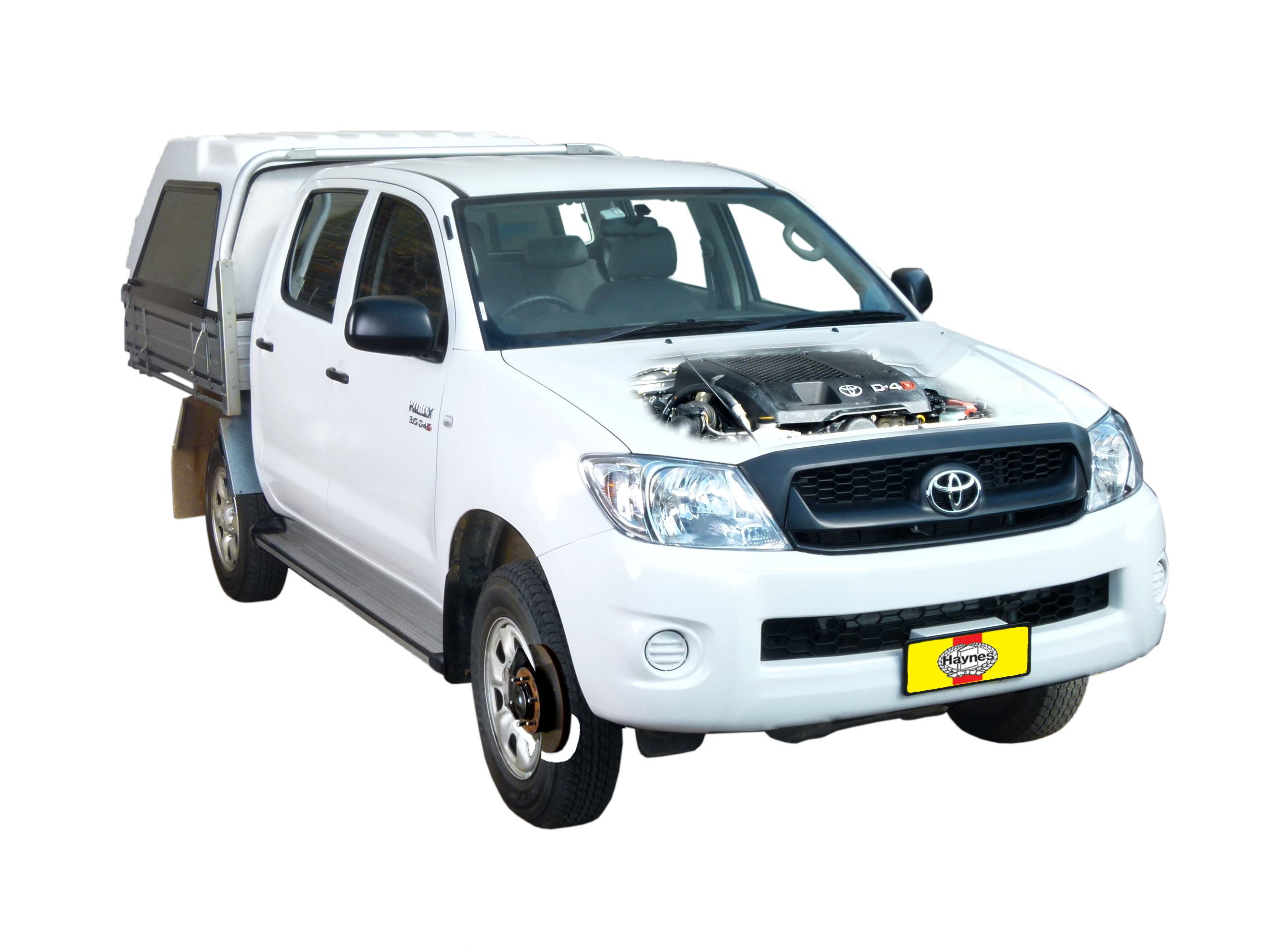 Picture of Toyota HiLux
