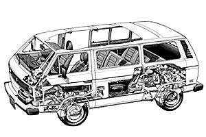 Picture of Volkswagen Vanagon