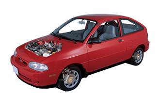 Picture of Mazda 121