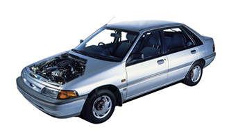 Picture of Ford Laser