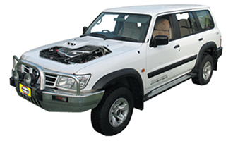 Picture of Nissan Patrol