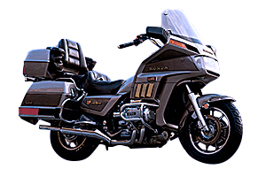 Picture of Honda Motorcycle Gold Wing 1200