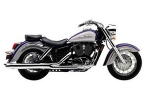 Picture of Honda Motorcycle VT1100C3 Shadow Aero
