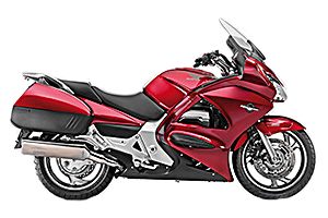 Picture of Honda Motorcycle ST1300A
