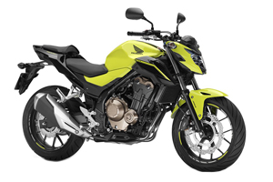 Picture of Honda Motorcycle CB500F