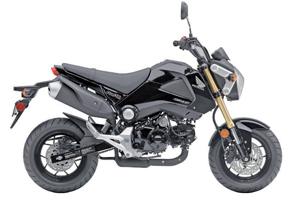 Picture of Honda Motorcycle MSX125A Grom