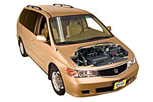 Picture of Honda Odyssey