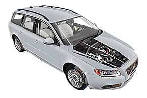 Picture of Volvo V70