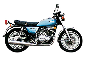 Picture of Kawasaki EN 450