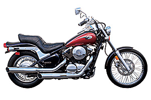 Picture of Kawasaki Vulcan 700 1985-1985