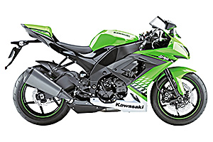 Picture of Kawasaki ZX10R